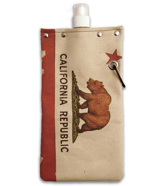 CA Flag - Canvas Canteen 750ml