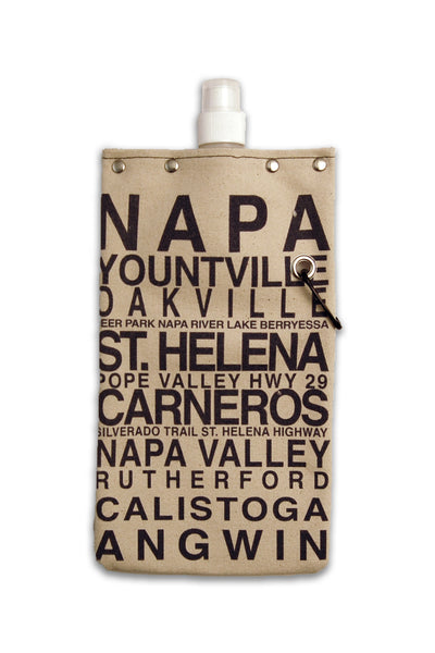 Napa Subway - Canvas Canteen 750ml