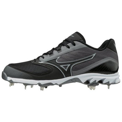 Mizuno 9-Spike Dominant 2 Men's Metal Baseball Cleats: 320561