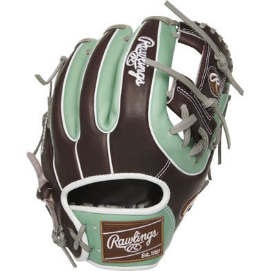 "Rawlings Pro Prefered Limited Edition Mint 11.5"" Baseball Glove: PROS314-2OMC"