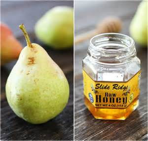 Honey Pear