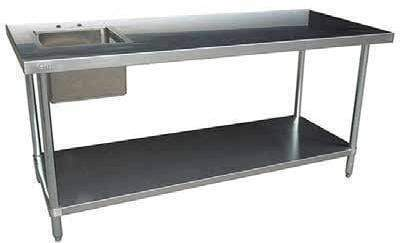 EFI Work Table with Sink