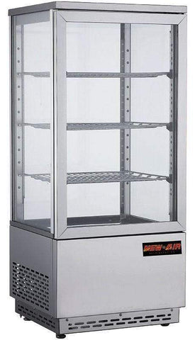 New Air Refrigerated Display Case