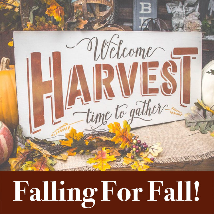 Falling for Fall!