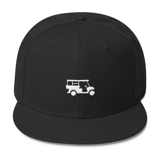 Beer Cart - Snapback Hat
