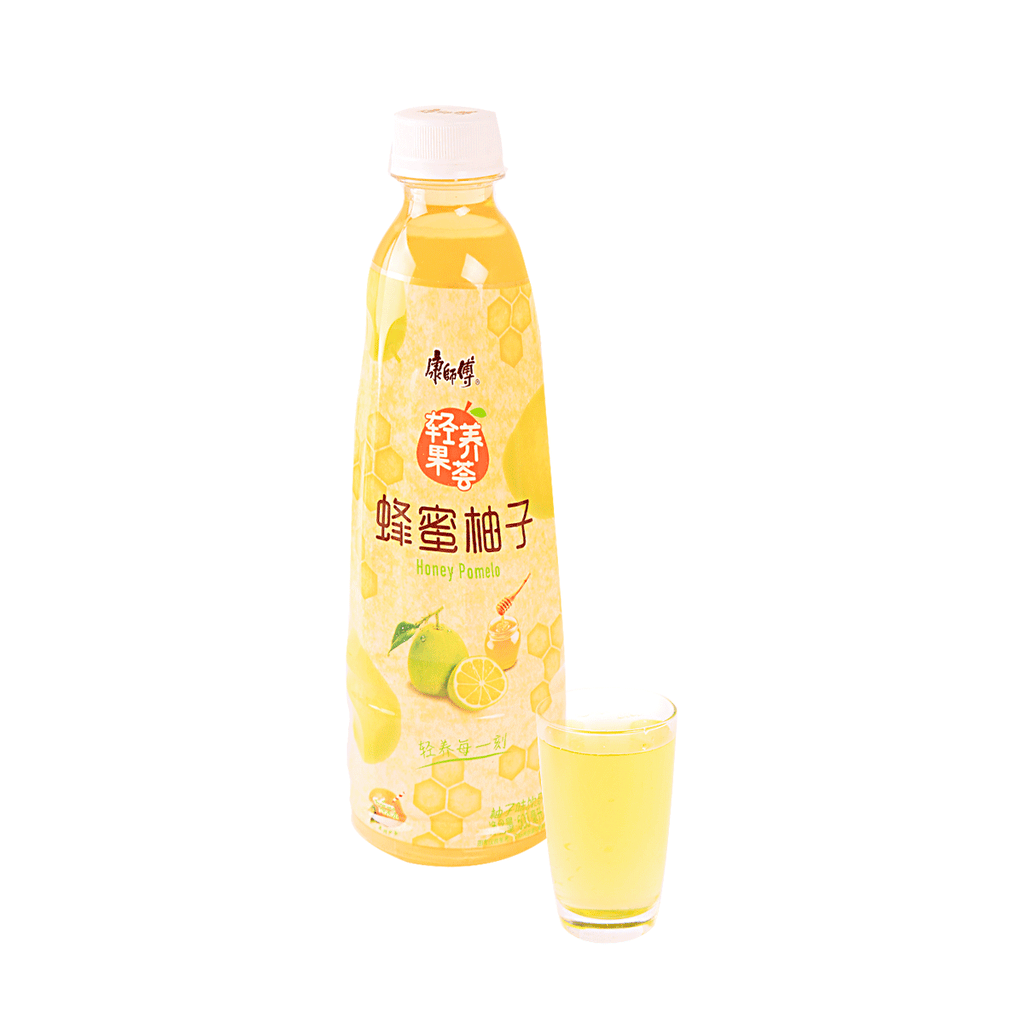 Kangshifu Honey Grapefruit Drink - 500ml Snackoo