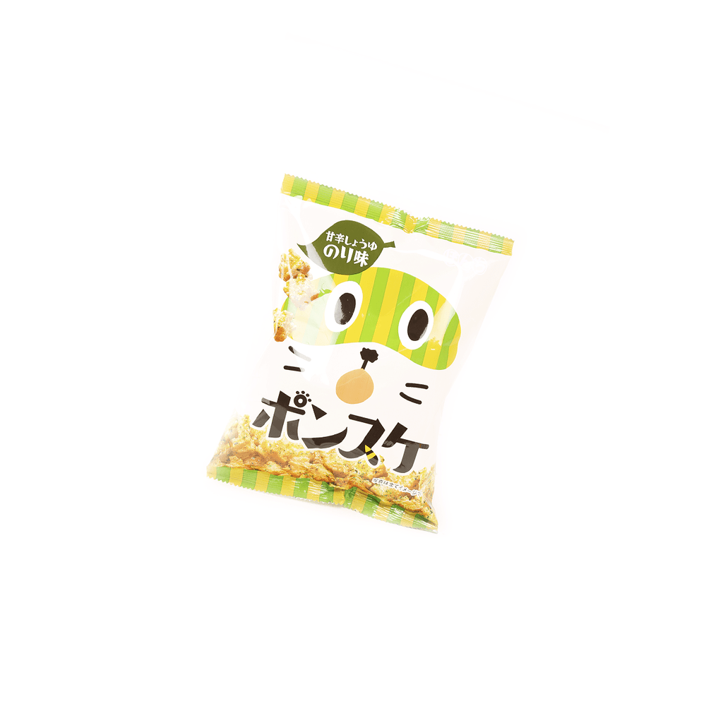 Ponsuke Nori Wheat Crackers - 90g Snackoo