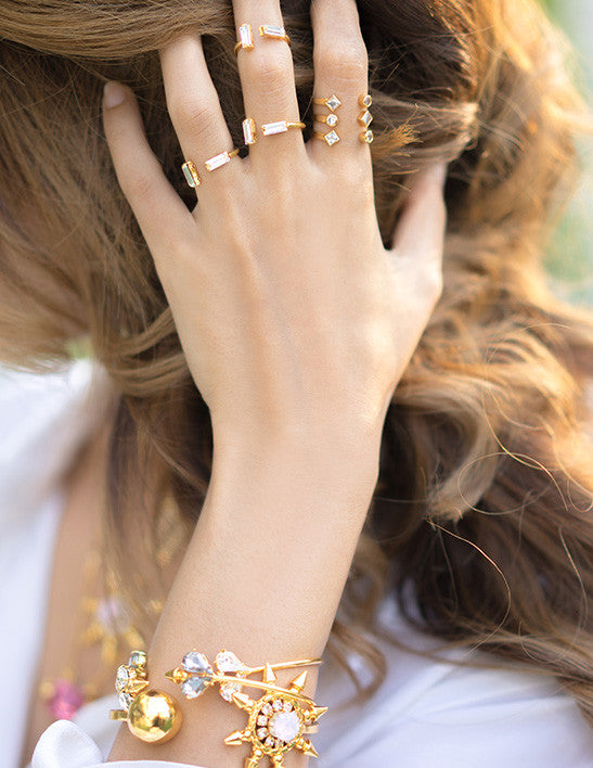 3 Layer Wrap Ring