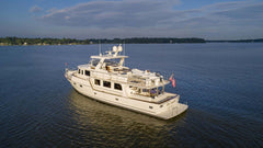 Dent Marine named OEM supplier for Fleming Yachts