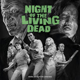 Night of the Living Dead - Soundtrack 2LP 50th Anniversary Ghoul Green Vinyl