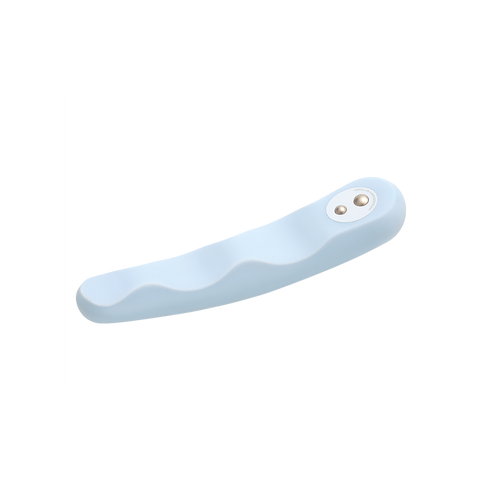 Tenga Iroha Minamo Vibrator For clitoris and g-spot stimulation Blue