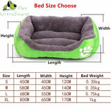 Luxurious Soft Pet Bed - Pet Bed