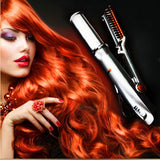 Professional Rotating Curling Iron - 2 in 1 - Hair Curler
