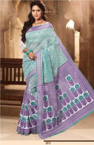 Anmol Cotton Saree 3013