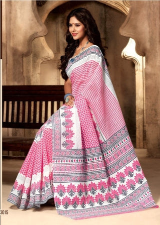 Anmol Cotton Saree 3015