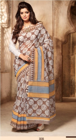 Anmol cotton Saree 3036