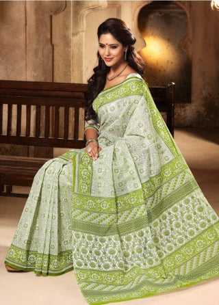 Anmol cotton Saree 3039