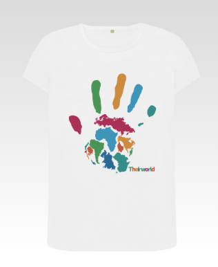 Theirworld handprint Top - Women's