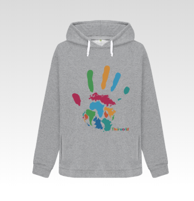 Theirworld Handprint Hoodie - Women's