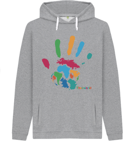 Theirworld Handprint Hoodie - Men's