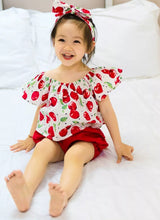 Cherry 3pcs Outfit