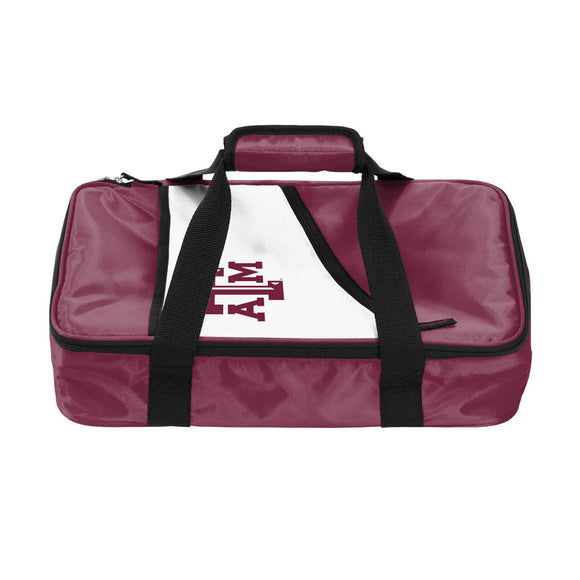 TX A&M Casserole Caddy
