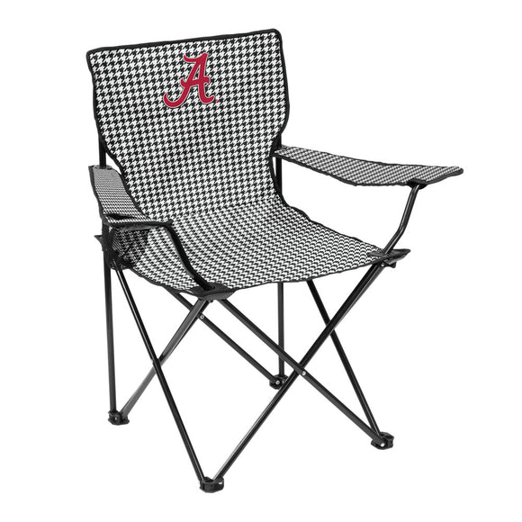 Alabama Houndstooth Quad Chair