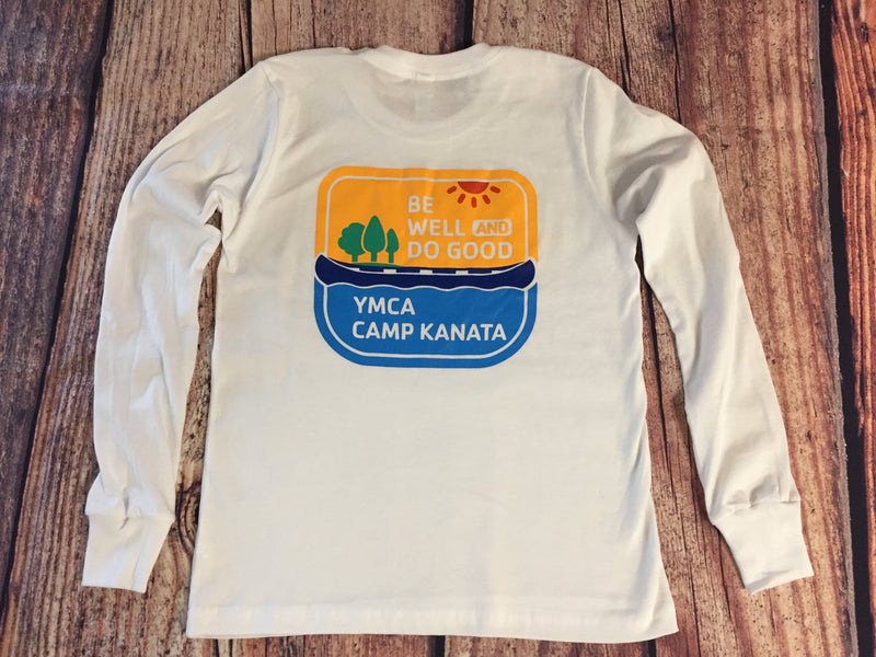 Camp Kanata Long Sleeve T-Shirt-Youth