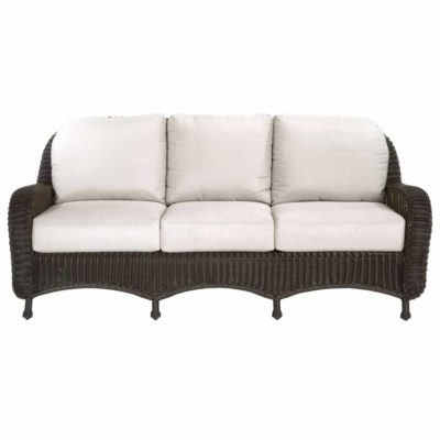 CLASSIC WICKER SOFA- SC310521Deep Seating - Graham's Lighting Memphis, TN