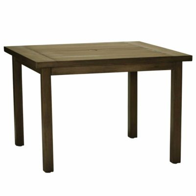 CLUB ALUMINUM SQUARE DINING TABLE- SC333217Occasional Tables - Graham's Lighting Memphis, TN
