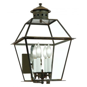 Outdoor Lighting - 3421Wall Mount - Graham's Lighting Memphis, TN