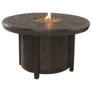 Classical Round Fire Pit Coffee TableFire Pits - Graham's Lighting Memphis, TN