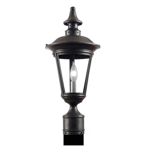 Outdoor Lighting - 4490Pier/Post Lantern - Graham's Lighting Memphis, TN