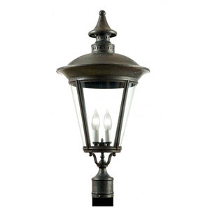 Outdoor Lighting - 4500-4510-4520-4530Pier/Post Lantern - Graham's Lighting Memphis, TN