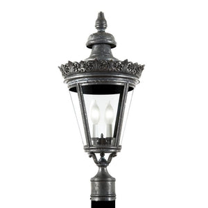 Outdoor Lighting - 4910-4920-4930-4940Pier/Post Lantern - Graham's Lighting Memphis, TN