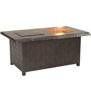 Classical Rectangular Fire and Ice Coffee TableFire Pits - Graham's Lighting Memphis, TN