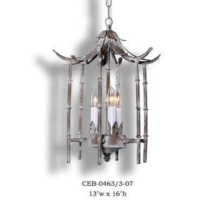 Other Metal Lantern and Pendant - CEB-0463/3-07Pendant - Graham's Lighting Memphis, TN