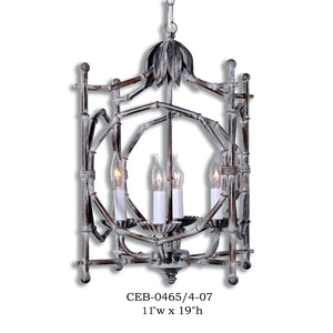 Other Metal Lantern and Pendant - CEB-0465/4-07Pendant - Graham's Lighting Memphis, TN