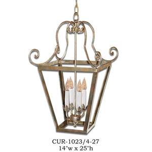 Other Metal Lantern and Pendant - CUR-1023/4-27Pendant - Graham's Lighting Memphis, TN