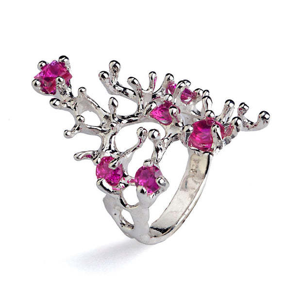 Reef Ruby Ring