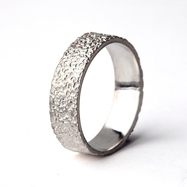 Stardust Band Ring