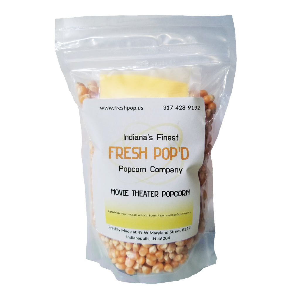 Movie Theater Popcorn Seeds - Fresh Pop