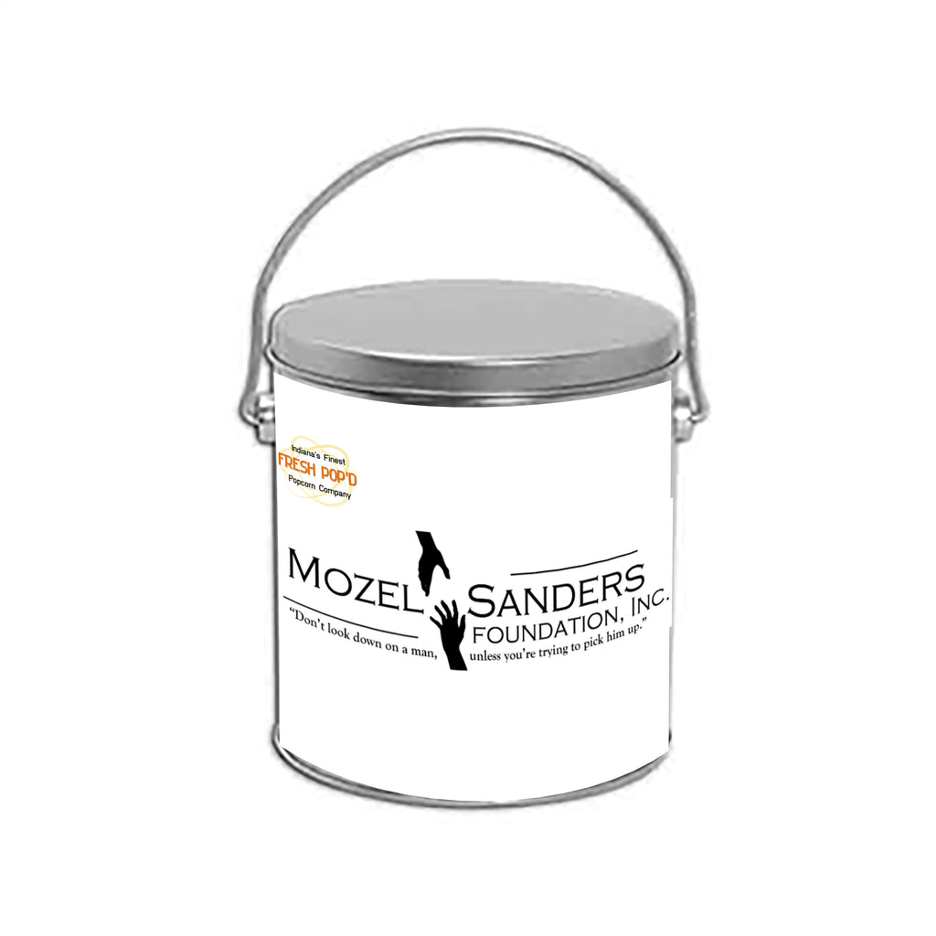 Mozel Sanders Commemorative Tin - Fresh Pop