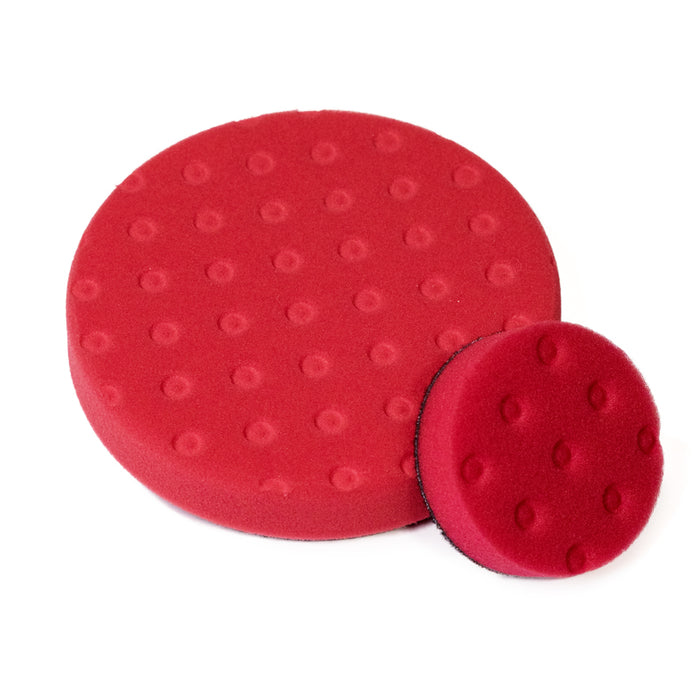 Red Swirl Remover Pad w/ CCS Tech