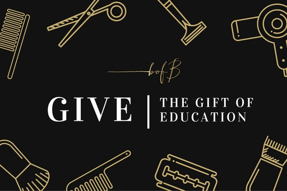 Gift Card - The Business of Balayage - Hairstylists Education