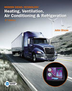 Modern Diesel Technology: Heating, Ventilation, Air Conditioning & Refrigeration 2nd Edition