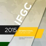 International Fuel Gas Code 2015 Looseleaf