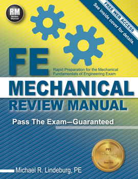 FE Mechanical Review Manual (FEMERMP)