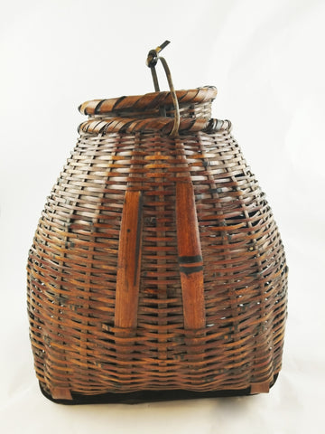 BAMBOO STRING BASKET - TLS Living