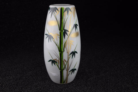 BAMBOO PATTERN FLOWER VASE - TLS Living